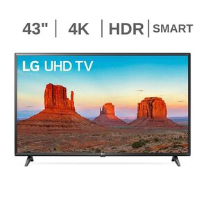 LG UK6300 4K Smart TV