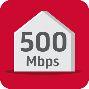 Superfast 500 Mbps (1.5 TB)